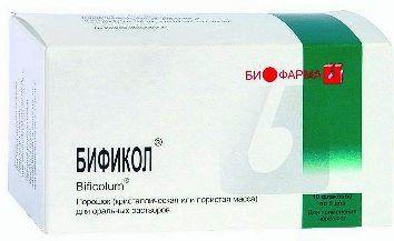 manualul de instrucțiuni Bifikol