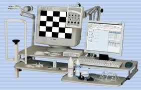 aparati retinographia
