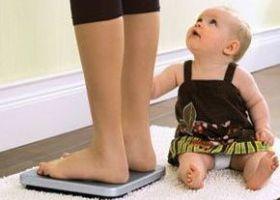 Jak szybko schudnąć po porodzie