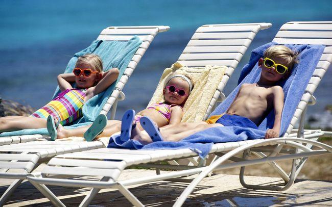 Kako zaštititi kožu vašeg djeteta od sunca?