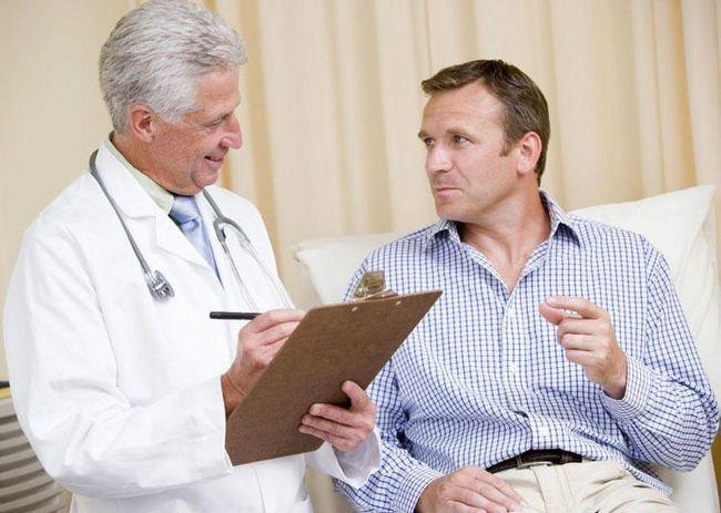 Léčba chronické prostatitidy doma