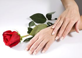 Hands - Vizitka žena
