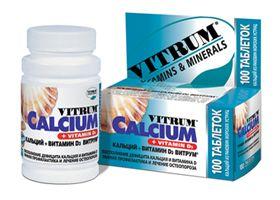 Vitrum Kalcij s vitaminom D3