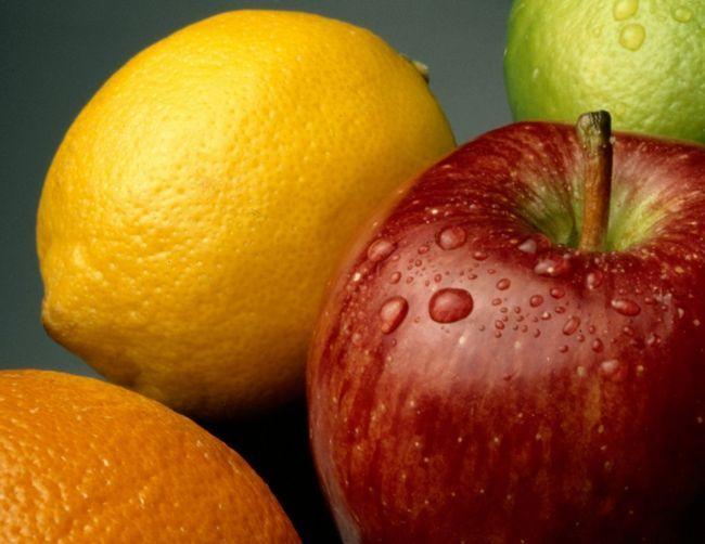 Umjesto lijekova - voća