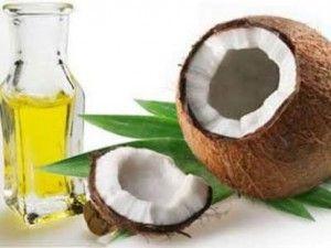 Šteta kokosovo ulje