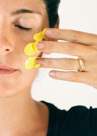 culoarea pielii galben